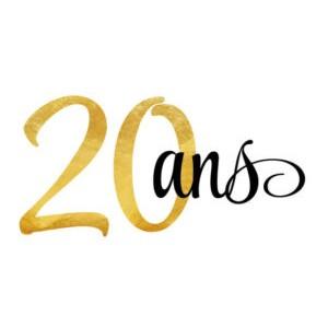 Membre-auteur - Réservation Gala du 20e anniversaire