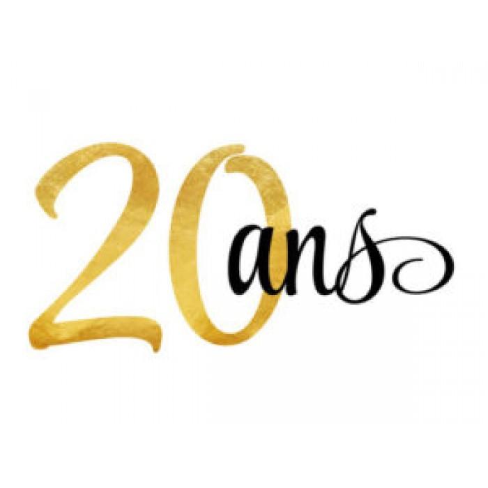 Gala du 20e anniversaire de l'association des auteurs des Laurentides