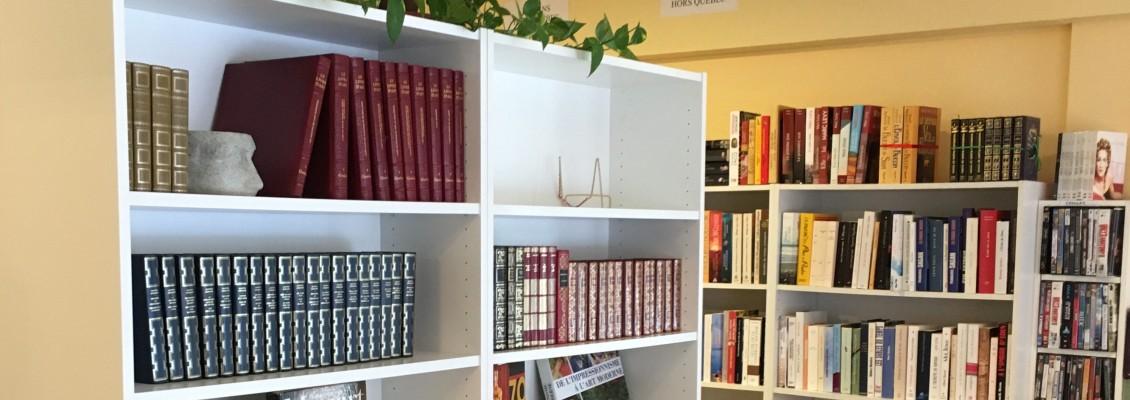 Librairie Lu et Relu