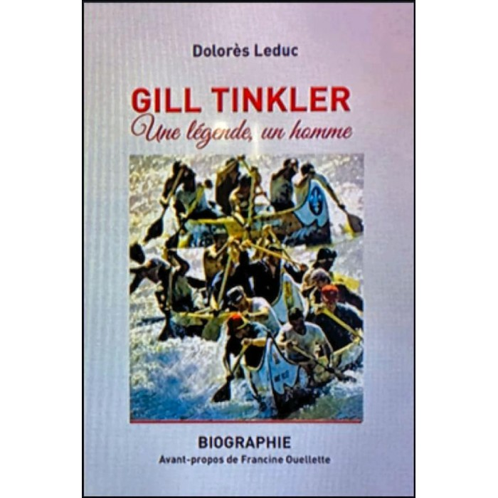 Gill Tinkler Une légende, un homme