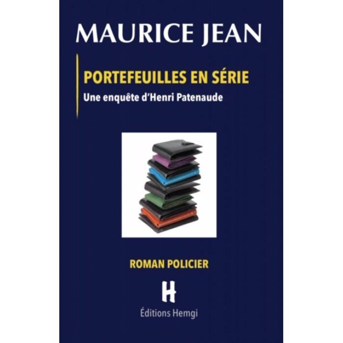 Portefeuilles en série de Maurice Jean